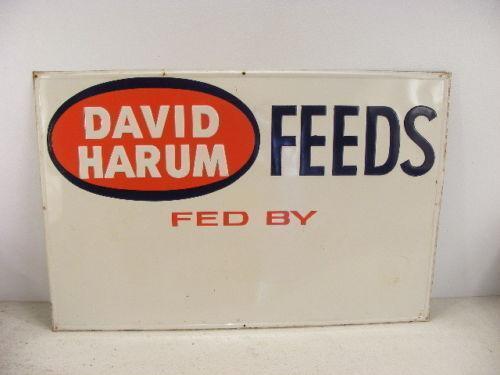 Gas Station Near My Location >> Old Feed Signs | eBay