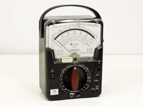 Triplett Analog Multimeter : Triplett meters ebay