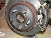 Mustang Disc Brake Conversion