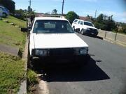 Ford Courier Wrecking