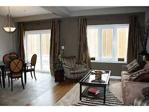 Upgraded 3+2 Bedroom End unit Townhouse available for Rent