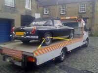 Nationwide car transport/recovery/ delivery and collection service, Greater Manchester based