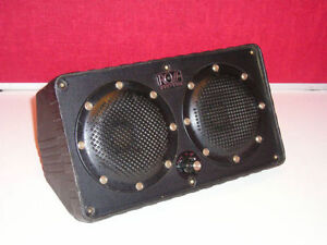 ROSS - R-24 Monitor Huge Sound- Little Size