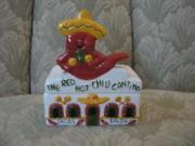 Clay Art Chili Pepper