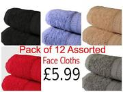 Face Cloths Pack