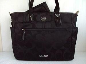 black diaper bag ebay. Black Bedroom Furniture Sets. Home Design Ideas