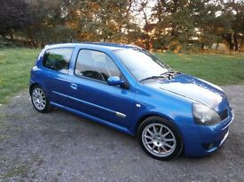 Breaking Renault Clio 172 Cup