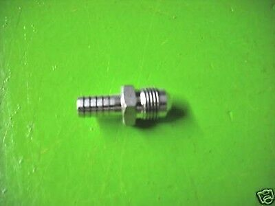 Soda System Beer System Stainless Flare To Barb Adapter 38mf X 38 Barb 12981