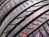 225/35/19 Bridgestone, BMW, Runflat x2 A Pair, 6.9mm (454 Barking Rd, Plaistow, E13 8HJ) Second Hand