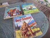 Little Golden Book Davy Crockett