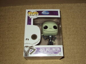 FUNKO POP JACK SKELLINGTON DISNEY #15 NIGHTMARE BEFORE CHRISTMAS