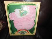 Vintage Cabbage Patch Clothes