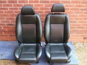 Mondeo Leather Seats