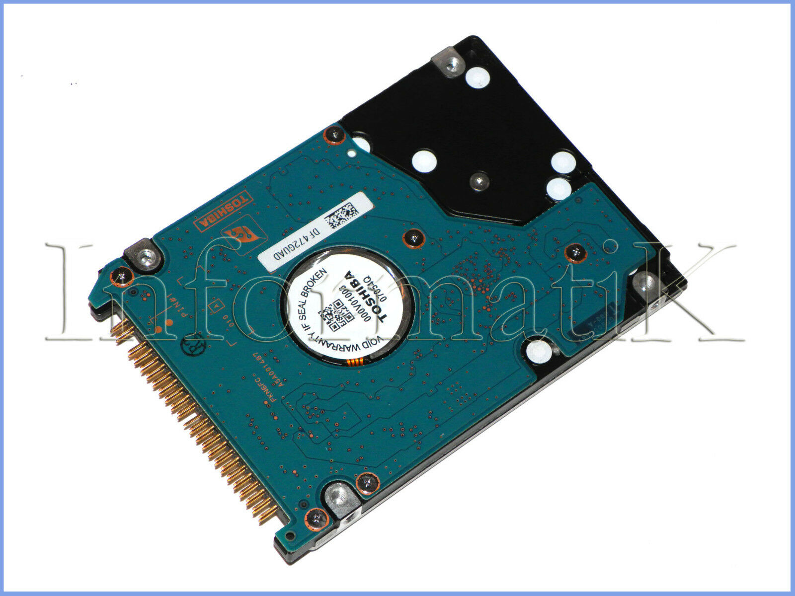 Generico HDD Hard Disk Drive IDE PATA 2.5 per Notebook Laptop Portatile