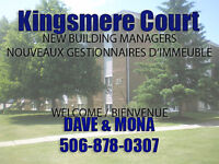 MOIS GRATUIT! FREE MONTH! Kingsmere Crt! ALL INCLUSIVE!!!