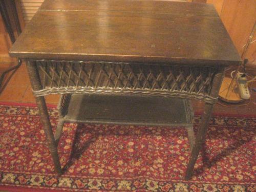 Wicker Desk Ebay