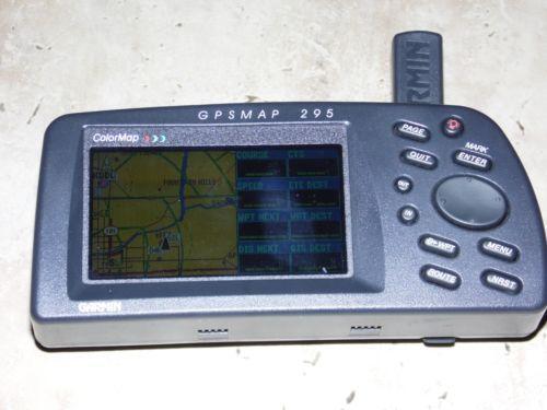 Gpsmap 195 manual