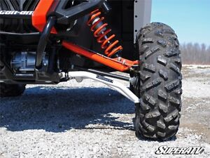 ATV TIRE RACK Can-Am Maverick High Clearance Front A-Arms