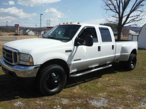 Ford F250 With Flatbed >> Ford Diesel Truck | eBay