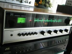 NORESCO NR4-244 STEREO RECEIVER MADE IN JAPAN