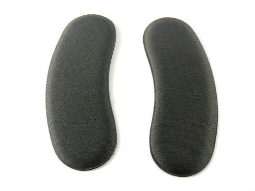 4 Pairs Extra Sticky Fabric Shoe Heel Inserts Insoles Pads Cushion Grips Strong