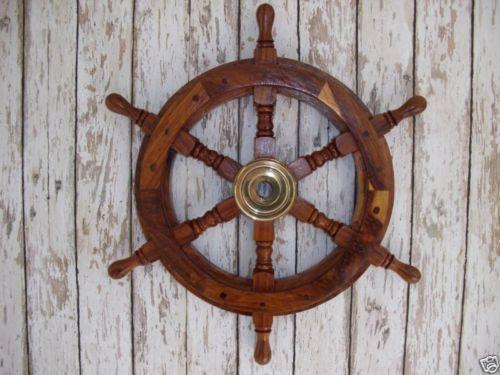 Ships Wheel Ebay