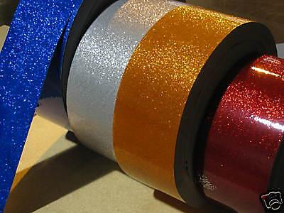 Glitter Flake Sign Vinyl 24 Inch X 15 Feet Self-adhesive Vinyl Sparkles