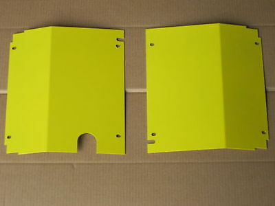 2 Lower Dash Side Panels For Ih International 154 Cub Lo-boy 185