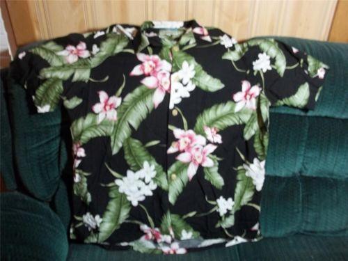 Floral Shirts Mens