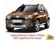 Dacia Duster Tagfahrlicht
