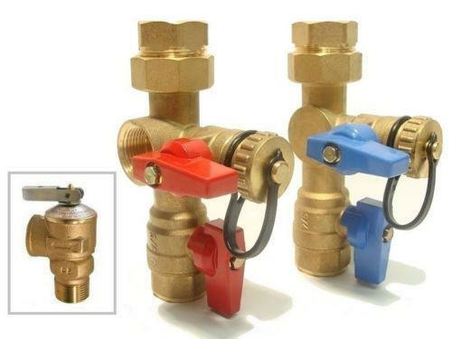 how to change a water heater gas valve