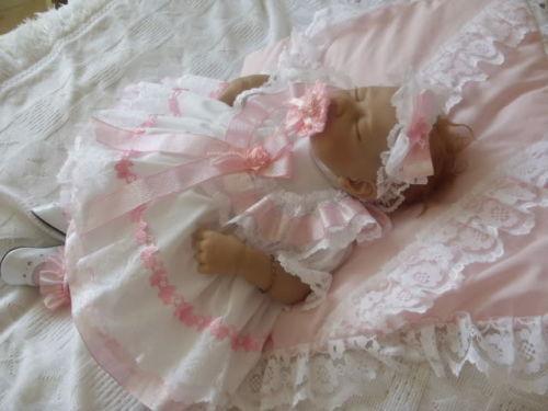 Reborn Baby Girl Clothes Ebay