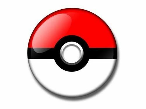 POKEMON GO 25MM POKEBALL BADGE BUTTON PIN NEW