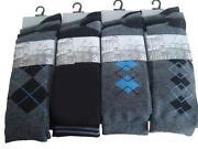 Mens Socks 12 Pack