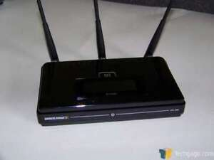 GamerLounge Xtreme N Gaming Router D-Link DGL-4500