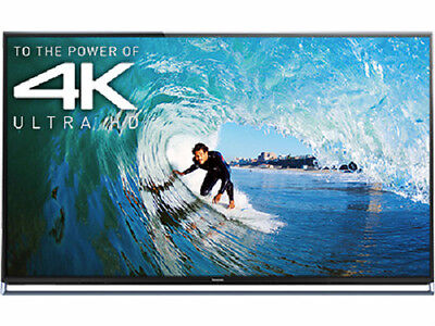 "Panasonic TC-65AX800U  AX800 Series 4K Ultra HD TV - 65"" Class (64.5"" Diag.)"
