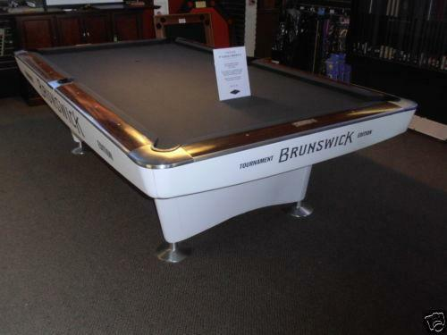 Brunswick Pool Table EBay - Brunswick bridgeport pool table