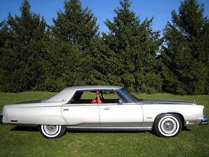 1978 Chrysler New Yorker Braugham