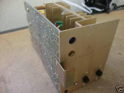 Ge Mastr Ii Master Repeater Radio 10v Regulator Cntrol Board Card Power Supply