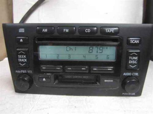 Toyota Avalon Radio  Parts  U0026 Accessories