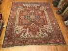 Heriz Square Antique Rugs & Carpets