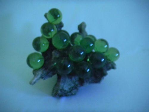 Lucite Grapes 1960s Ebay
