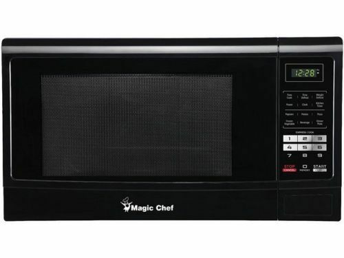 Magic Chef MCM1611B 1.6 cu ft 1100 Watt Microwave Oven Count