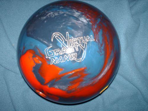 Storm Virtual Gravity Bowling Ball EBay