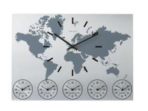 World clock ebay world time zone clock gumiabroncs Choice Image