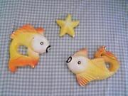 Vintage Fish Wall