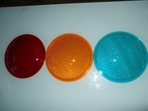 Traffic Light Lenses 8 Quot Ebay