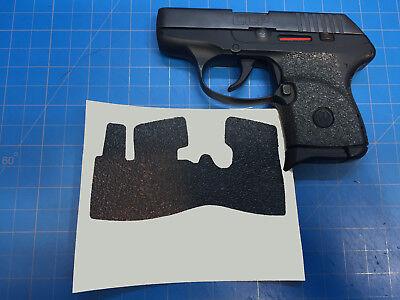 Ruger LCP Gen 1 380 Custom Rubber Tactical Gun Grips Way Better