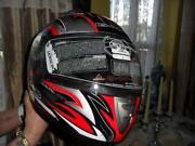 Flip Up Crash Helmet