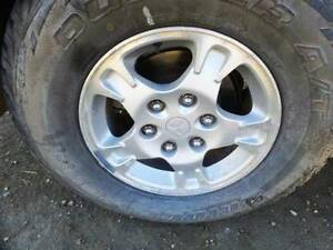 "MITSUBISHI 16"" ALLOY WHEEL & 265/70/16 TYRE 00 TO 02 (TMP-105031) Brisbane South West Preview"